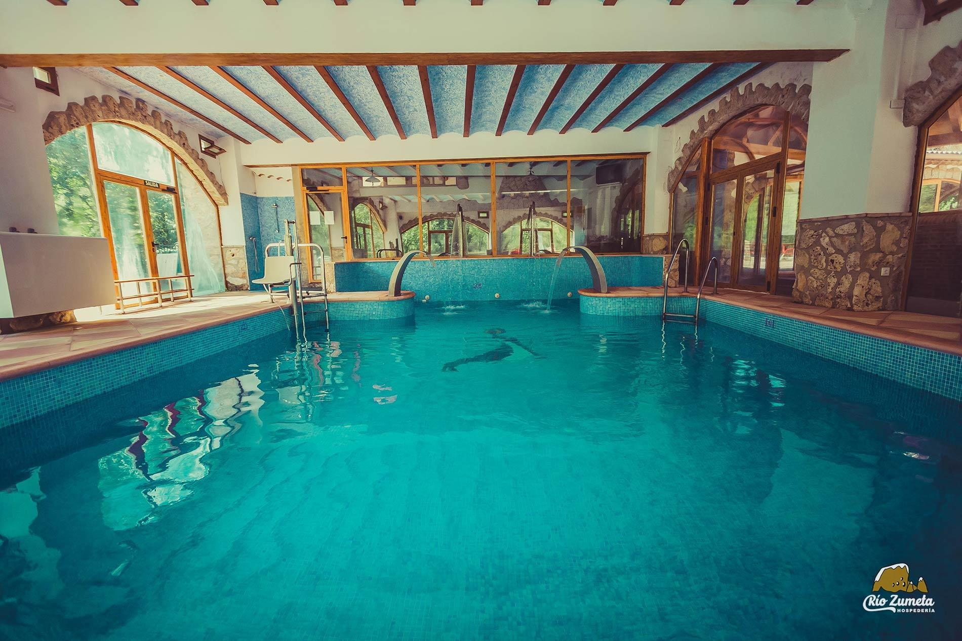Casas Rurales Piscina Climatizada Johncalle