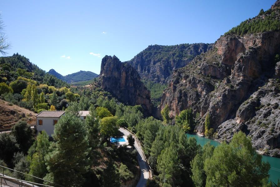 casas rurales en yeste albacete con piscina los abetos 13