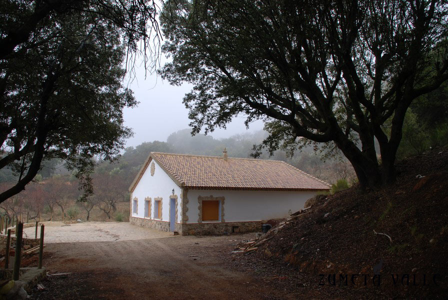 Casa las encinas hospeder a r o zumeta hotel en cazorla - Casa rural la reserva ...